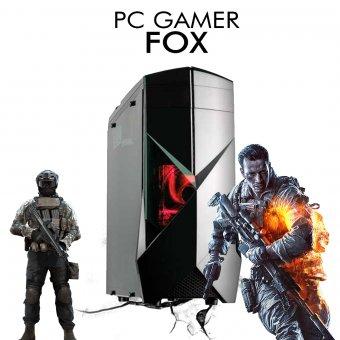 PC Gamer InfoParts Fox - Intel Pentium G5400, R9 380 2GB, 1TB, 8GB RAM DDR4