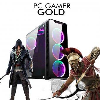 PC Gamer InfoParts Gold - Intel Core i5-8400, GTX 2060 6GB, 1TB, 8GB RAM