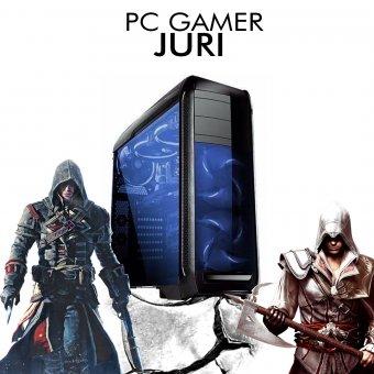 PC Gamer InfoParts JURI - Intel I7 8700, GTX 1660 6GB, 1TB, 8GB RAM