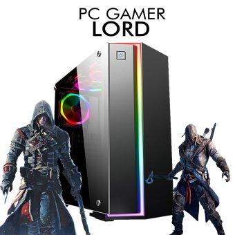 PC Gamer InfoParts LORD - Intel Core i5-8400, GTX 1660 6GB, 1TB, 8GB RAM