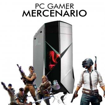 PC Gamer InfoParts Mercenario - Intel Pentium G5400, Rx 570 4GB, 1TB, 8GB RAM DDR4