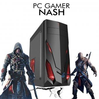 PC Gamer InfoParts NASH - Intel Core i5-8400, GTX 1650 4GB, 1TB, 8GB RAM