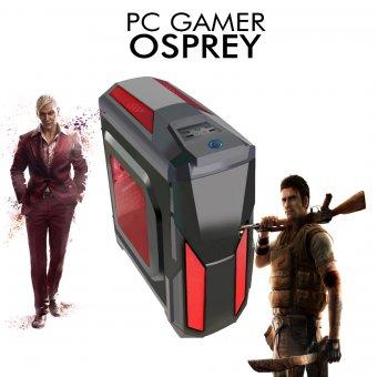 PC Gamer InfoParts Osprey - Intel Pentium G5400, RX 560 4GB, 1TB, 8GB RAM DDR4