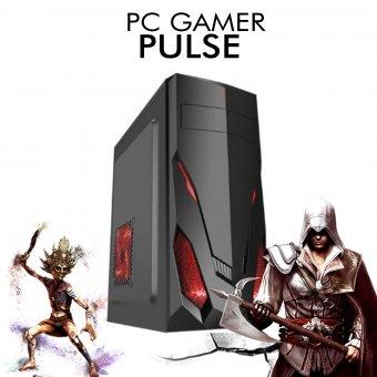 PC Gamer InfoParts Pulse - Intel Pentium G5400, RX 550 2GB, 1TB, 8GB RAM DDR4