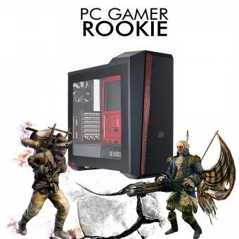 PC Gamer InfoParts ROOKIE - Intel I7 8700, GTX 1660TI 6GB, 1TB, 8GB RAM