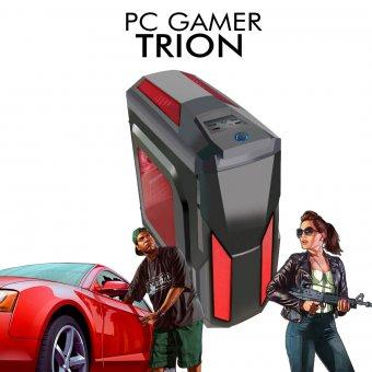 PC Gamer InfoParts Trion - Intel CORE I3-8100, GTX 1660 6GB, 1TB, 8GB RAM