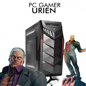 PC Gamer InfoParts URIEN - Intel I7 8700, GTX 1050TI 4GB, 1TB, 8GB RAM