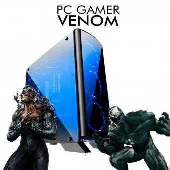 PC Gamer InfoParts VENOM - Intel Core i5-8600k, GTX 1060 6GB, 1TB, 8GB RAM