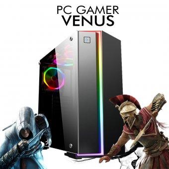 PC Gamer InfoParts Venus - Intel Pentium G5400, RTX 2060 6GB, 1TB, 8GB RAM DDR4