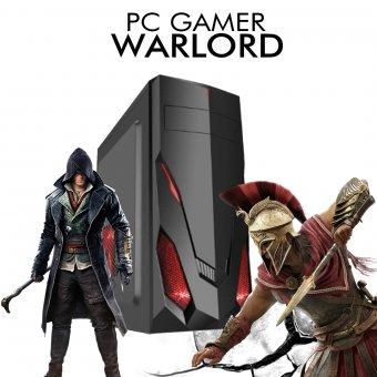 PC Gamer InfoParts WARLORD - Intel Core i5-8400, RX 550 2G, 1TB, 8GB RAM