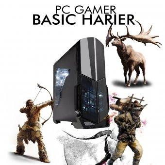 PC InfoParts BASIC HARIER - AMD A10 9700, Radeon R7, 1 TB, 8GB RAM DDR4