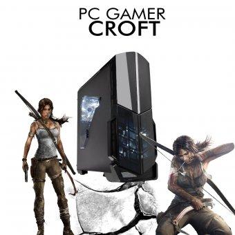 PC InfoParts CROFT - FX-6300, GTX1050TI 4GB, 1TB, 8GB RAM DDR4