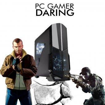 PC InfoParts DARING - A10-9700, RX 550 2GB, 1TB, 8GB RAM DDR4
