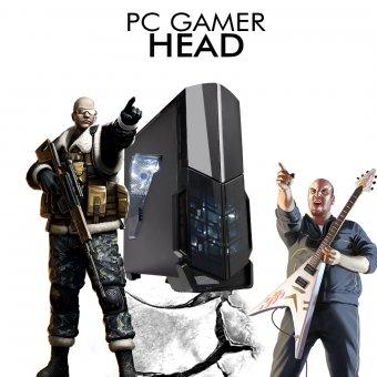 PC InfoParts HEAD - FX-8300, RX 550 2GB, 1TB, 8GB RAM DDR4