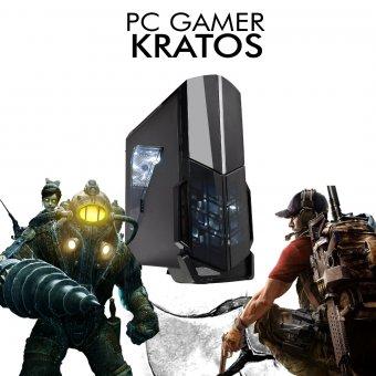 PC InfoParts KRATOS - FX-8300, GT1030 2GB, 1 TB, 8GB RAM DDR4