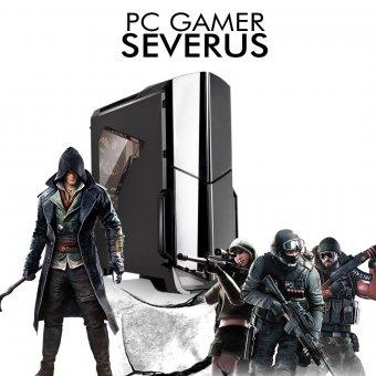 PC InfoParts SEVERUS - Ryzen 3 2200G, RX 570 4GB, 1TB, 8GB RAM DDR4