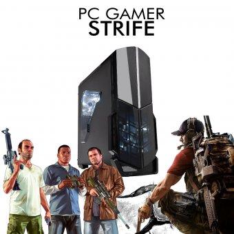 PC InfoParts STRIFE - FX-8300, GTX1050 2GB, 1TB, 8GB RAM DDR4