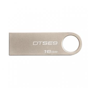 Pen Drive DTSE9H 16GB Prata Kingston