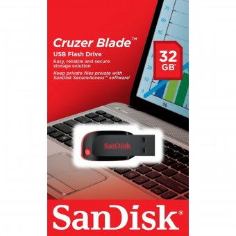 PENDRIVE 32GB SANDISK SDCZ50-032G-B35