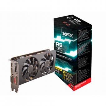 Placa de Vídeo Amd Radeon R9 285 Black 2gb Ddr5 256bits R9285acdbc Xfx