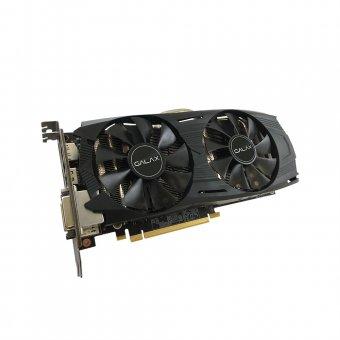 Placa de Vídeo Galax GEFORCE GTX 1060 6GB EX OC GDDR5 192BITS 60NRH7DVM6EV