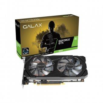 Placa de Vídeo Galax GeForce GTX 1660 6GB (1-CLICK OC) 60SRH7DSY91C GDDR5