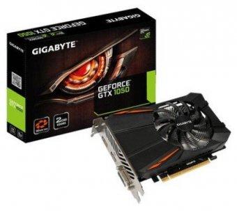 Placa de vídeo Gigabyte GTX 1050 2Gb DDR5  GV-N1050D5-2GD