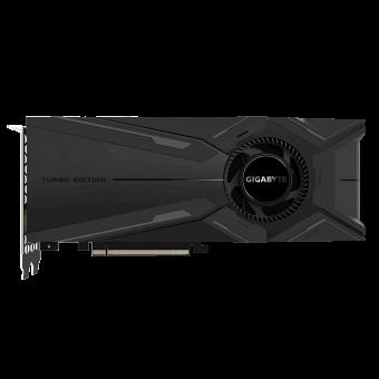 Placa de Vídeo Gigabyte RTX 2080 TI 11GB GDDR6 GV-N208TTURBO-11GC
