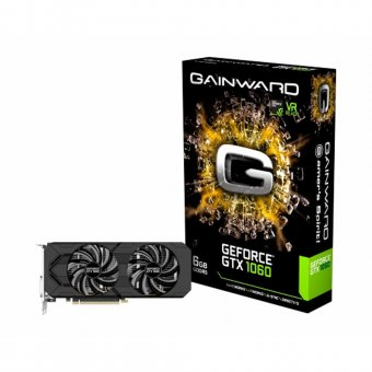 Placa de vídeo GTX 1060 6GB GDDR5 192Bits Gainward NE51060015J9-1061D