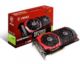Placa De Vídeo Msi Geforce Gtx 1060 6gb Gaming X Ddr5 192bits - Gtx 1060 Gaming X 6g