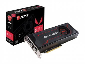 Placa de Vídeo MSI Radeon RX Vega 56 Air Boost 8G HBM2 2048bits