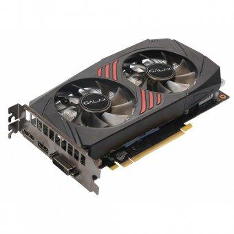 Placa de video Nvidea GTX1060 6GB OC GDDR5X 192BITS Galax 60NRJ7DSX1PO
