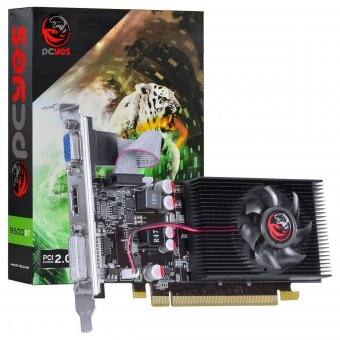 Placa de Video Pcyes 9500 GT 1GB 128 BITS PS9500GT12801D3