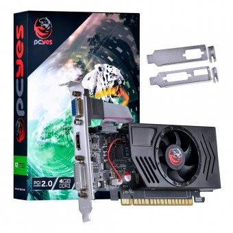 Placa de Video Pcyes Gt 730 4gb Ddr3 128 Bits PV73012804D3LP