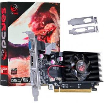 Placa de Vídeo PCYes Radeon R5 230 2GB DDR3 PW230R56402D3
