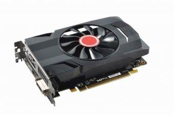 Placa de Vídeo Vga Amd Xfx Radeon Rx 560d 4gb Ddr5 1196mhz Core Dp Rx-560d4sfg5