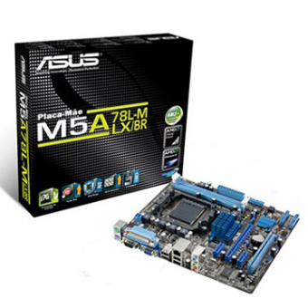 Placa Mãe (AMD) ASUS M5A78L-MLX/BR AM3+