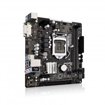 Placa Mãe Asrock H310m-dgs (lga 1151) Intel H310