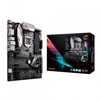 Placa Mãe Asus Strix B250f Gaming Lga1151 Usb 90-mb0ta0-m0eay0