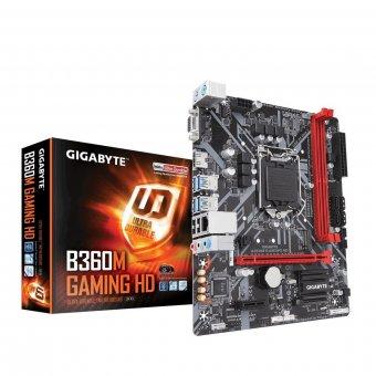 Placa Mae Gigabyte B360m Gaming HD Ddr4 Coffee Lake