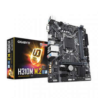 Placa Mãe Gigabyte H310M M.2 DDR4 1151 Intel 8º Gen