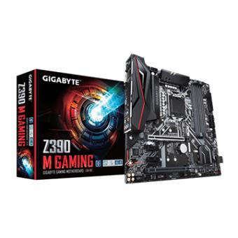 Placa Mãe Gigabyte Z390M Gaming DDR4 LGA 1151 Intel 8/9° Geração