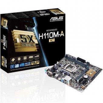 Placa Mãe Intel 1151 H110m-e M2 Ddr4 Hdmi/vga Asus