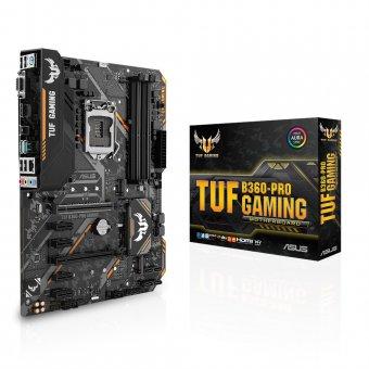 Placa Mãe (Intel) Asus 360M PLUS/BR GAMING TUF DDR4 1151 8º GERAÇÃO