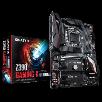 Placa Mãe (Intel) Gigabyte Z390 Gaming X DDR4 LGA 1151 8 / 9° Geração