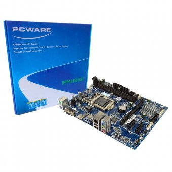 Placa Mãe Intel H81 PCWare IPMH81G1 LGA 1150