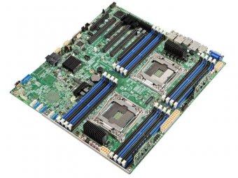 Placa Mãe Intel Xeon E5-2600V3/V4 Ddr4 2011-3 Dbs2600Cw2R