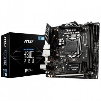 PLACA MÃE MSI H310I PRO DDR4 911-7B80-001