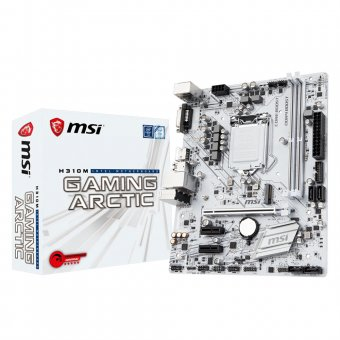 Placa Mãe Msi H310m Gaming Arctic 911-7b28-003