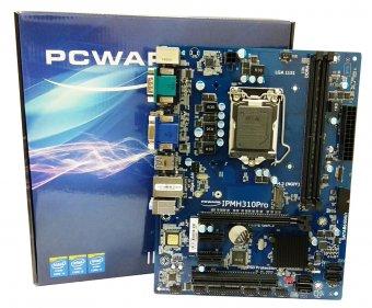 Placa-Mãe PCWARE H310 PRO DDR4 LGA 1151